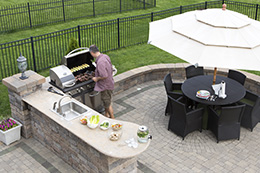 Outdoor Kitchen Design Company