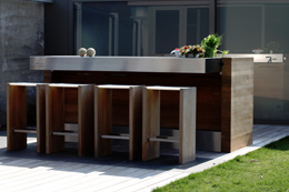 Options for your outdoor kitchen